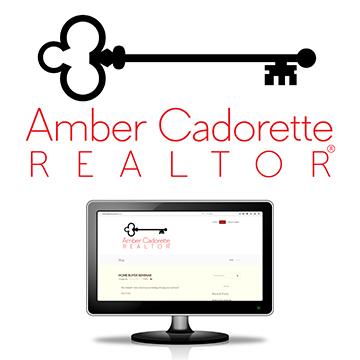 Amber Cadorette, Realtor